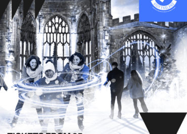 Kopek Security will be Supporting Coventry Glides at the Cathedral Ruins.